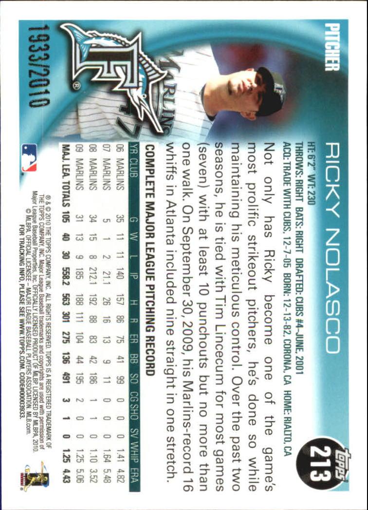 2010-Topps-Baseball-Gold-Border-Singles-Pick-Your-Cards thumbnail 25