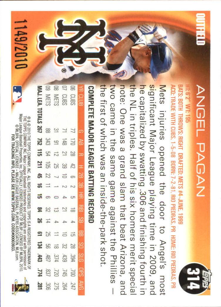 2010-Topps-Baseball-Gold-Border-Singles-Pick-Your-Cards thumbnail 41