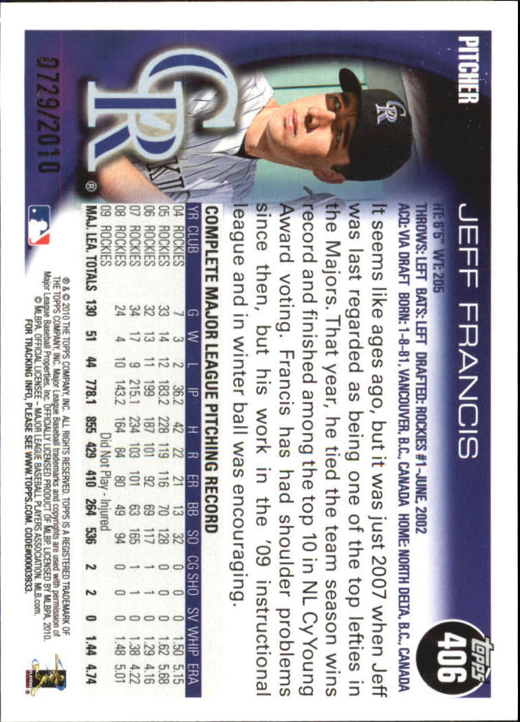 2010-Topps-Baseball-Gold-Border-Singles-Pick-Your-Cards thumbnail 55