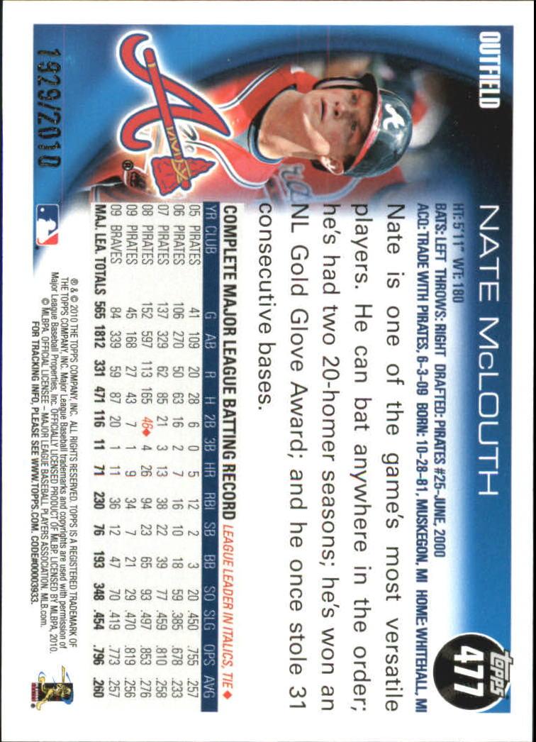 2010-Topps-Baseball-Gold-Border-Singles-Pick-Your-Cards thumbnail 81