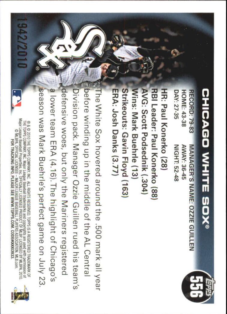 2010-Topps-Baseball-Gold-Border-Singles-Pick-Your-Cards thumbnail 103