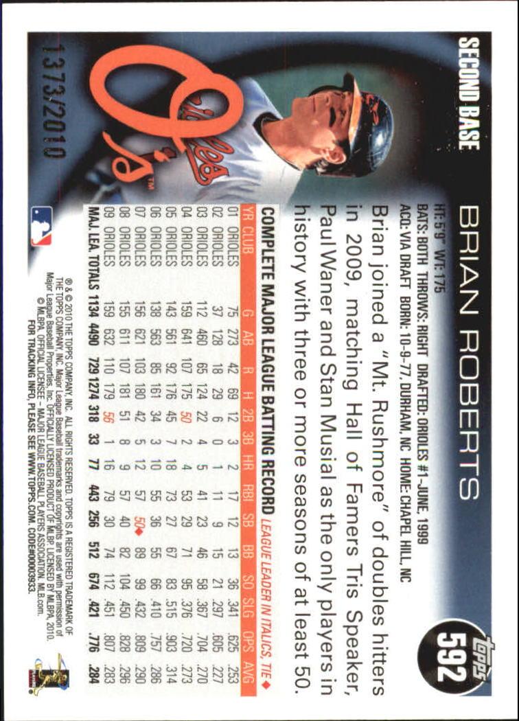 2010-Topps-Baseball-Gold-Border-Singles-Pick-Your-Cards thumbnail 117
