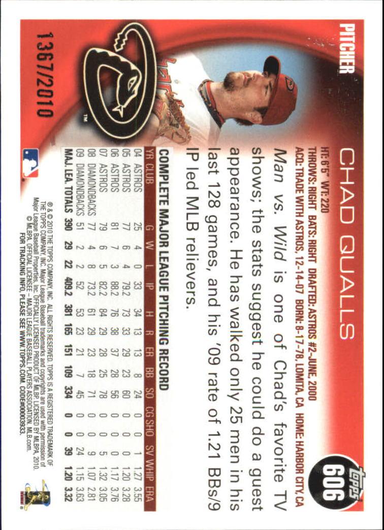 2010-Topps-Baseball-Gold-Border-Singles-Pick-Your-Cards thumbnail 119