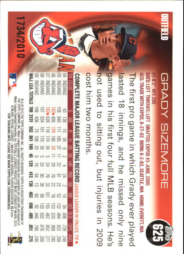 2010-Topps-Baseball-Gold-Border-Singles-Pick-Your-Cards thumbnail 123