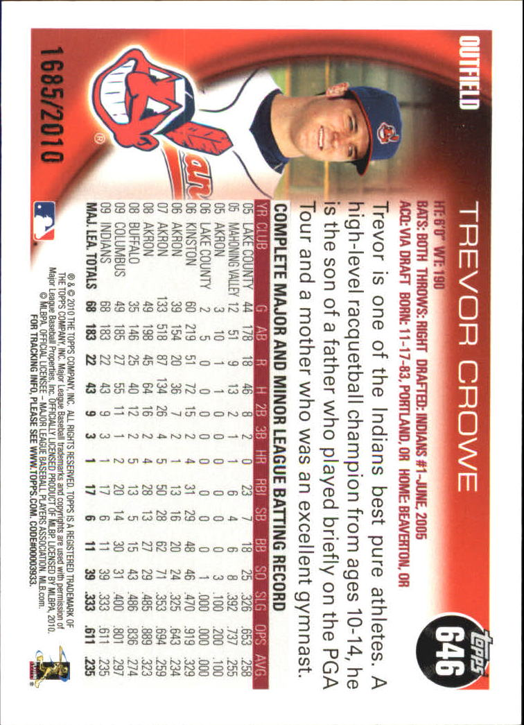 2010-Topps-Baseball-Gold-Border-Singles-Pick-Your-Cards thumbnail 131