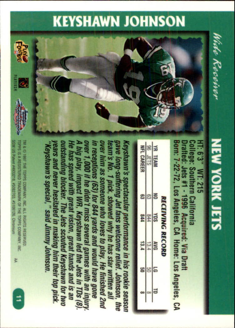 1997-Topps-Chrome-Football-Base-Singles-Pick-Your-Cards thumbnail 3