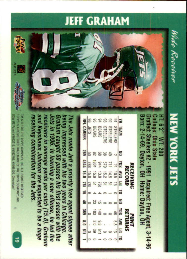 1997-Topps-Chrome-Football-Base-Singles-Pick-Your-Cards thumbnail 5