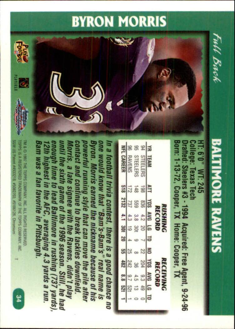 1997-Topps-Chrome-Football-Base-Singles-Pick-Your-Cards thumbnail 13