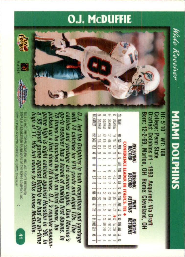 1997-Topps-Chrome-Football-Base-Singles-Pick-Your-Cards thumbnail 21