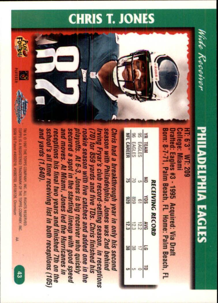 1997-Topps-Chrome-Football-Base-Singles-Pick-Your-Cards thumbnail 23