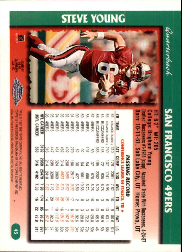 1997-Topps-Chrome-Football-Base-Singles-Pick-Your-Cards thumbnail 25