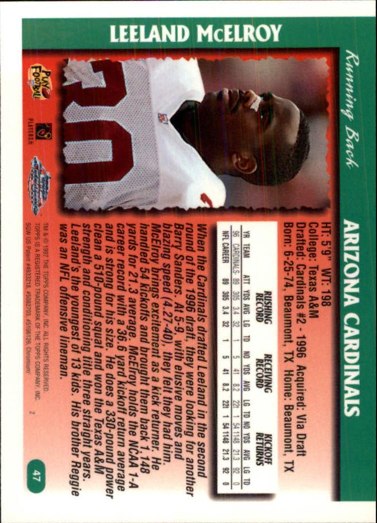 1997-Topps-Chrome-Football-Base-Singles-Pick-Your-Cards thumbnail 29