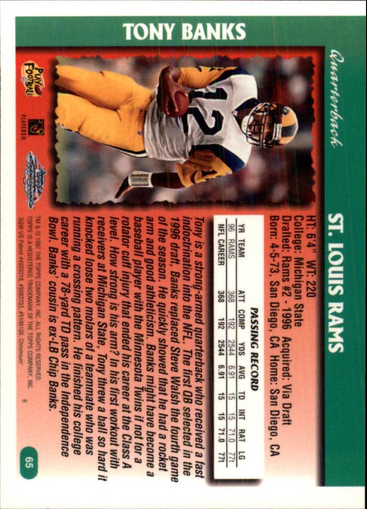 1997-Topps-Chrome-Football-Base-Singles-Pick-Your-Cards thumbnail 37