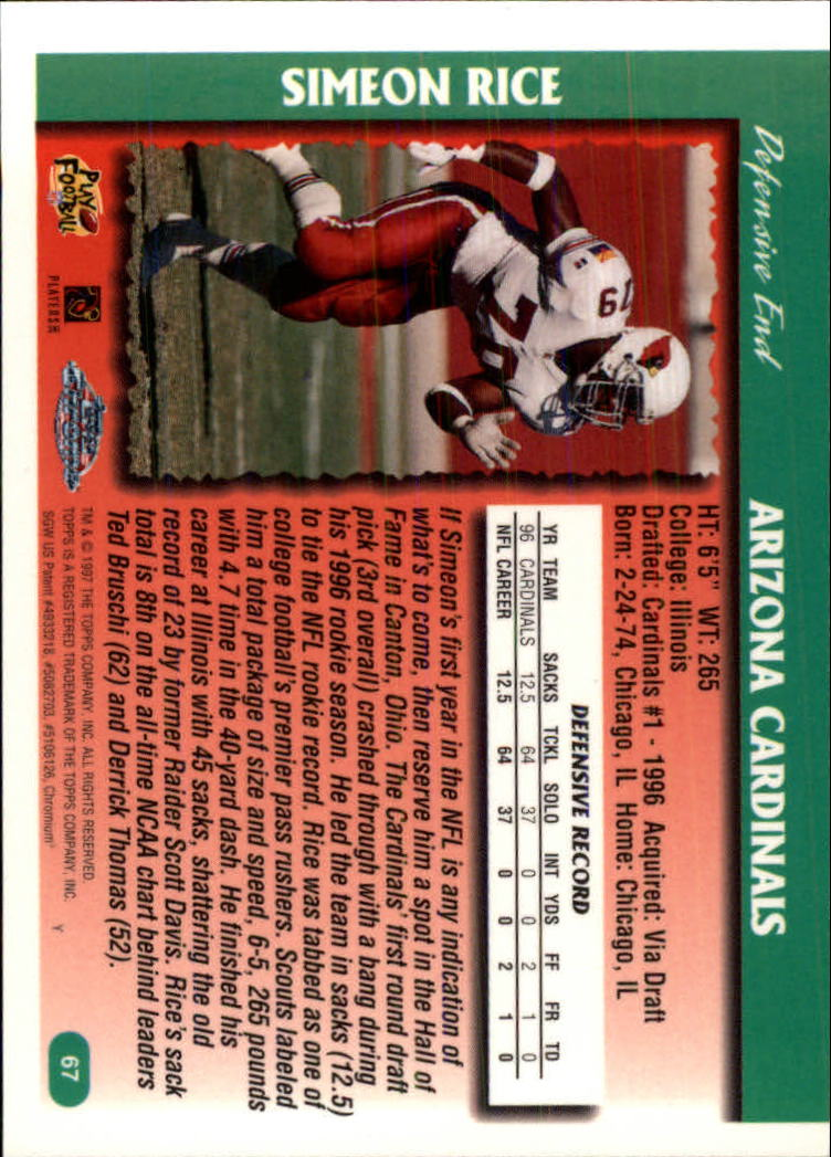 1997-Topps-Chrome-Football-Base-Singles-Pick-Your-Cards thumbnail 41