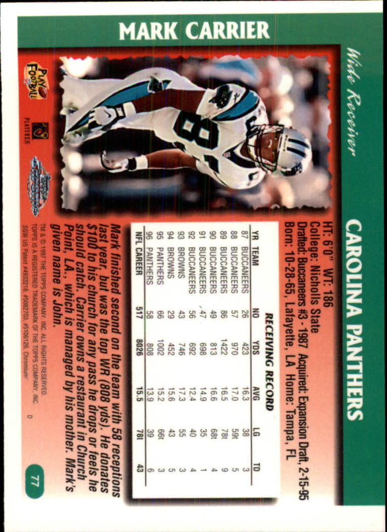 1997-Topps-Chrome-Football-Base-Singles-Pick-Your-Cards thumbnail 49