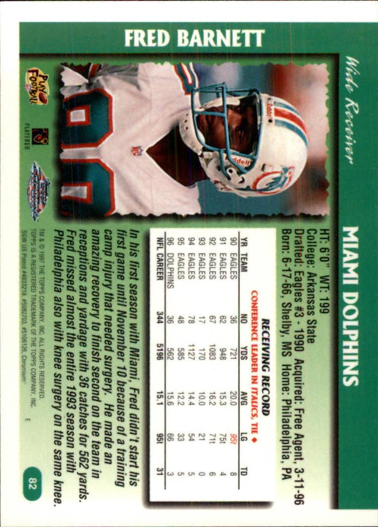 1997-Topps-Chrome-Football-Base-Singles-Pick-Your-Cards thumbnail 55
