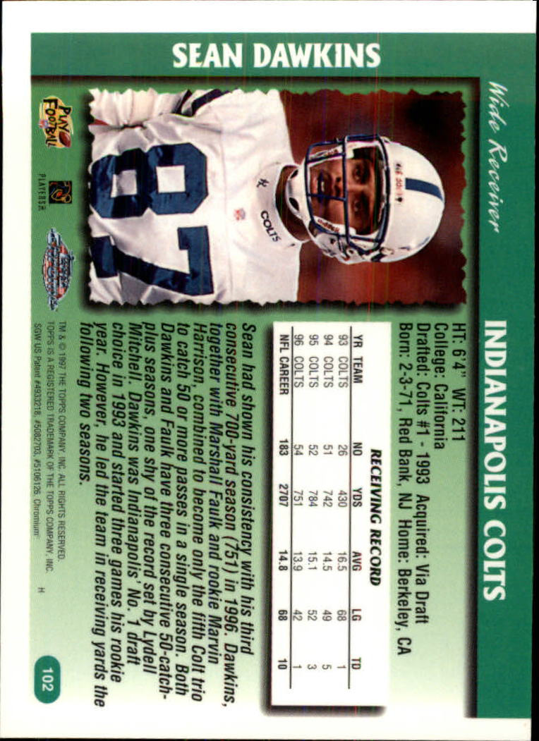 1997-Topps-Chrome-Football-Base-Singles-Pick-Your-Cards thumbnail 67