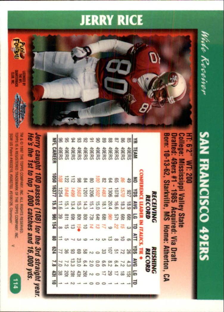 1997-Topps-Chrome-Football-Base-Singles-Pick-Your-Cards thumbnail 73