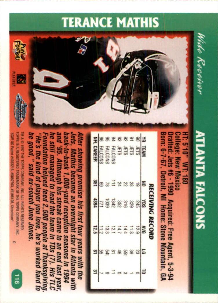 1997-Topps-Chrome-Football-Base-Singles-Pick-Your-Cards thumbnail 77
