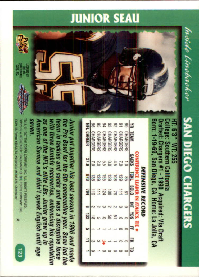 1997-Topps-Chrome-Football-Base-Singles-Pick-Your-Cards thumbnail 81