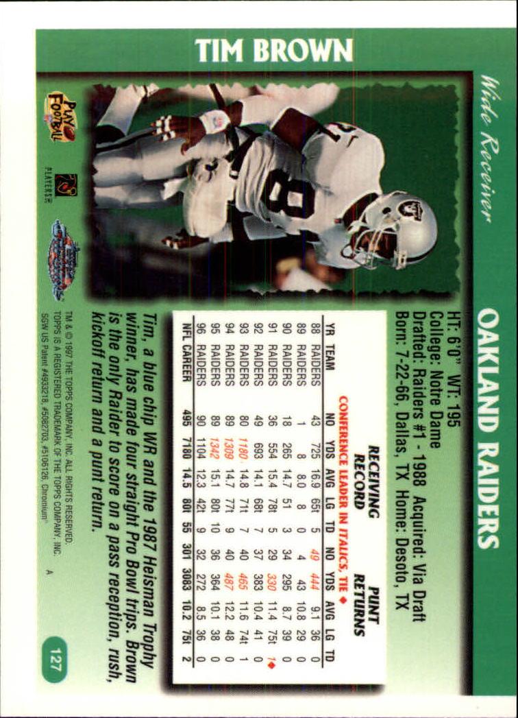 1997-Topps-Chrome-Football-Base-Singles-Pick-Your-Cards thumbnail 85