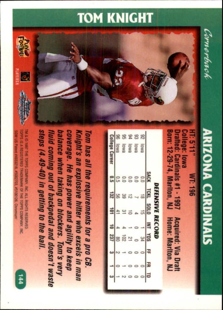 1997-Topps-Chrome-Football-Base-Singles-Pick-Your-Cards thumbnail 93