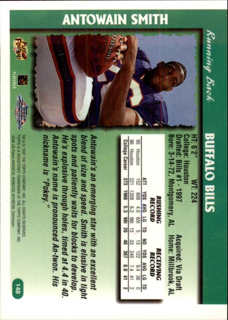 1997-Topps-Chrome-Football-Base-Singles-Pick-Your-Cards thumbnail 97