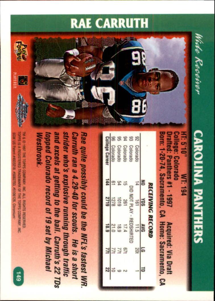 1997-Topps-Chrome-Football-Base-Singles-Pick-Your-Cards thumbnail 99