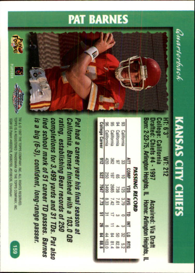 1997-Topps-Chrome-Football-Base-Singles-Pick-Your-Cards thumbnail 101