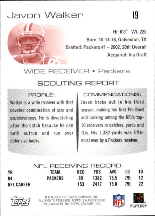 2005-Topps-Draft-Picks-and-Prospects-Football-Base-Singles-Pick-Your-Cards thumbnail 17