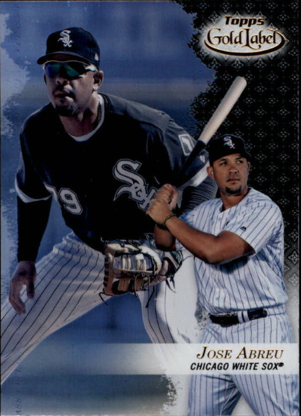 2017-Topps-Gold-Label-Baseball-Class-3-Singles-Pick-Your-Cards miniature 44
