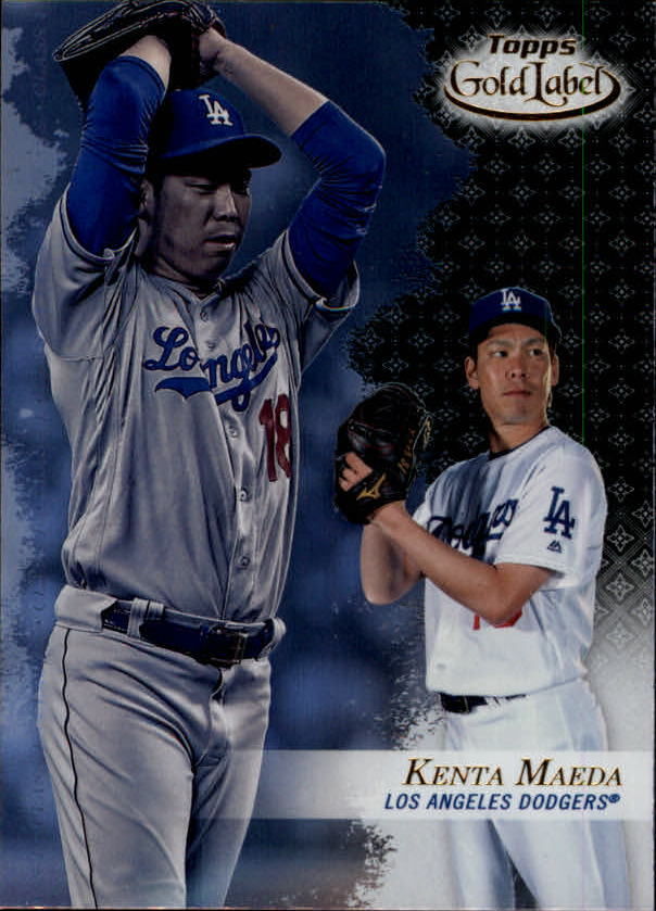 2017-Topps-Gold-Label-Baseball-Class-3-Singles-Pick-Your-Cards miniature 52