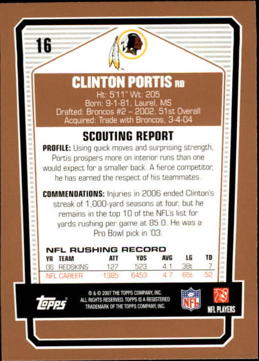2007-Topps-Draft-Picks-and-Prospects-Football-Base-Singles-Pick-Your-Cards thumbnail 15