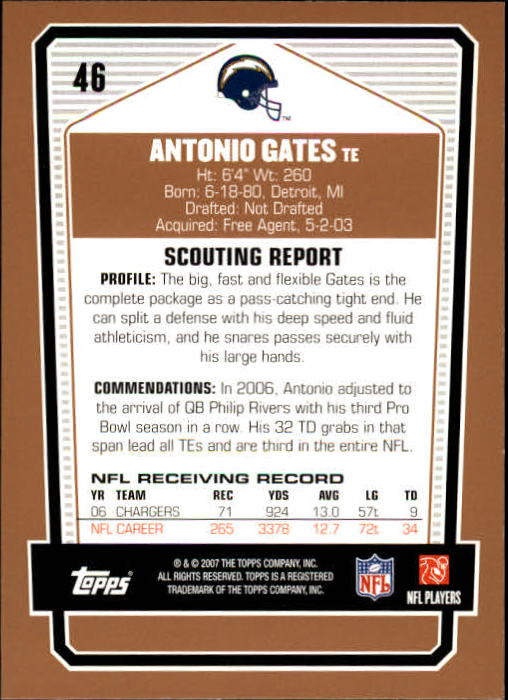 2007-Topps-Draft-Picks-and-Prospects-Football-Base-Singles-Pick-Your-Cards thumbnail 31