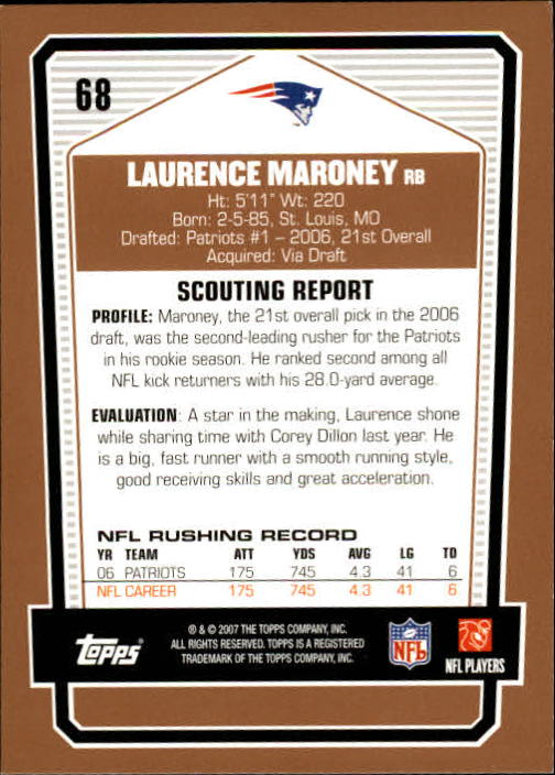 2007-Topps-Draft-Picks-and-Prospects-Football-Base-Singles-Pick-Your-Cards thumbnail 49
