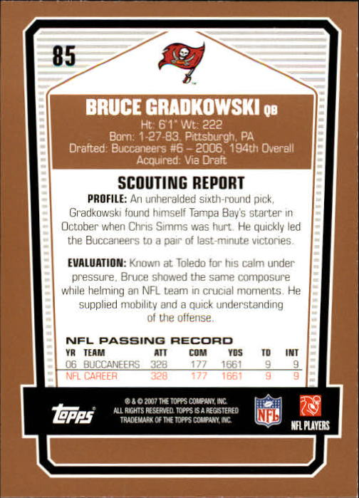 2007-Topps-Draft-Picks-and-Prospects-Football-Base-Singles-Pick-Your-Cards thumbnail 55
