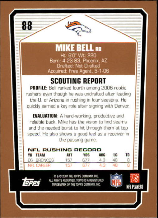 2007-Topps-Draft-Picks-and-Prospects-Football-Base-Singles-Pick-Your-Cards thumbnail 59