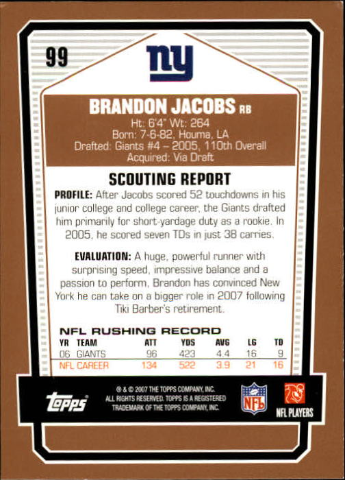 2007-Topps-Draft-Picks-and-Prospects-Football-Base-Singles-Pick-Your-Cards thumbnail 65