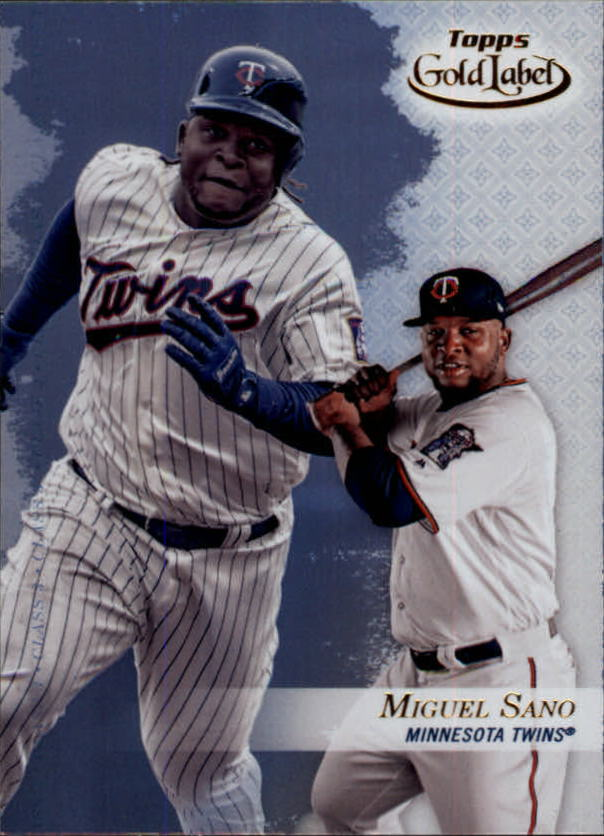 2017-Topps-Gold-Label-Baseball-Class-3-Singles-Pick-Your-Cards miniature 28