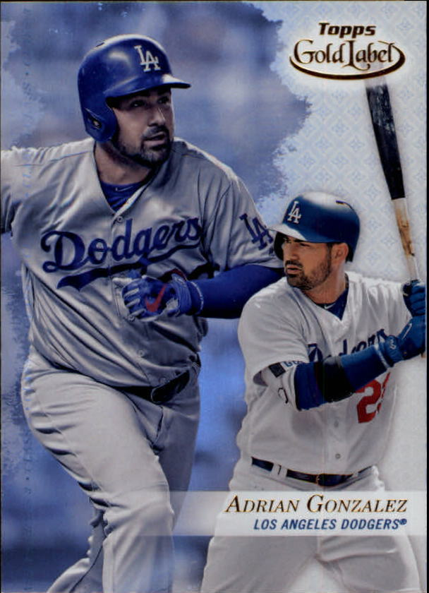 2017-Topps-Gold-Label-Baseball-Class-3-Singles-Pick-Your-Cards miniature 34