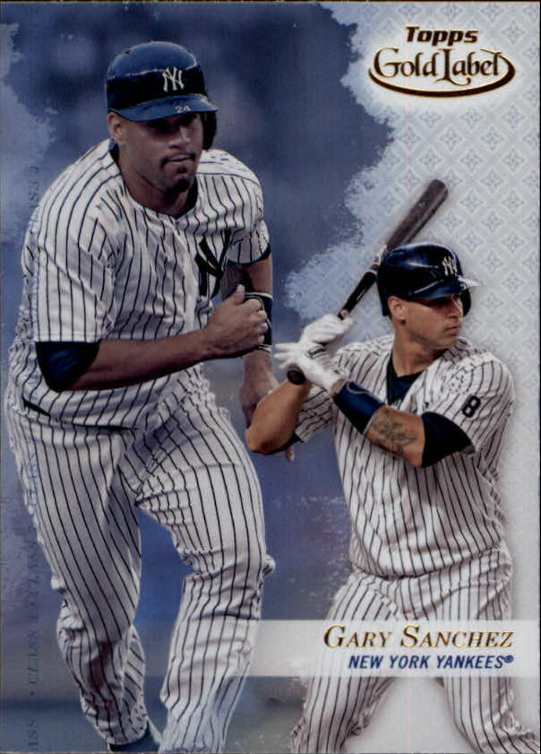 2017-Topps-Gold-Label-Baseball-Class-3-Singles-Pick-Your-Cards miniature 42