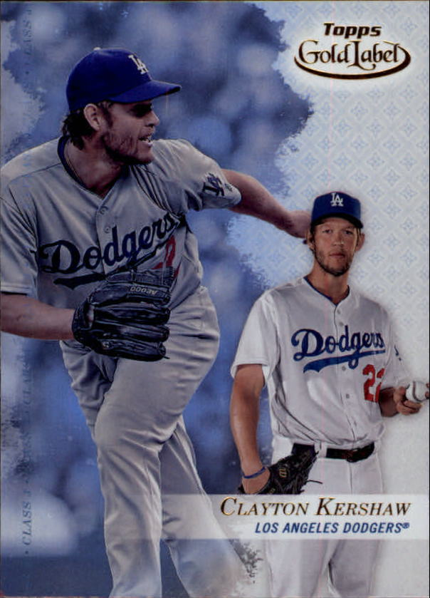 2017-Topps-Gold-Label-Baseball-Class-3-Singles-Pick-Your-Cards miniature 56