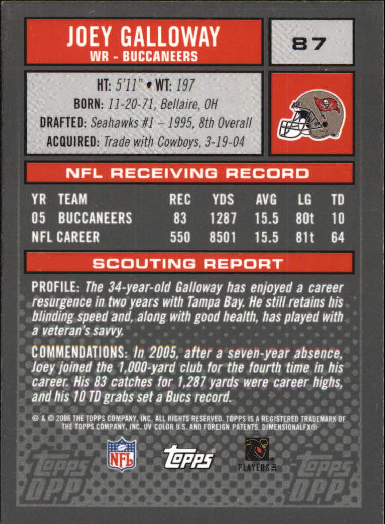 2006-Topps-Draft-Picks-and-Prospects-Football-Parallel-Singles-Pick-Your-Cards thumbnail 9