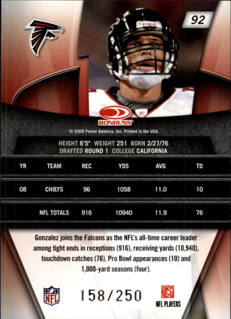 2009-Donruss-Gridiron-Gear-Football-Insert-Parallel-Singles-Pick-Your-Cards thumbnail 53
