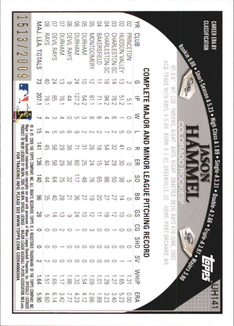miniature 8 - 2009 Topps Update Baseball Insert/Parallel Singles (Pick Your Cards)