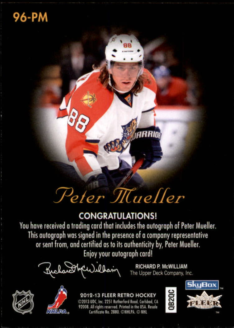 2012-13-Fleer-Retro-Hockey-Autograph-Singles-Pick-Your-Cards thumbnail 13