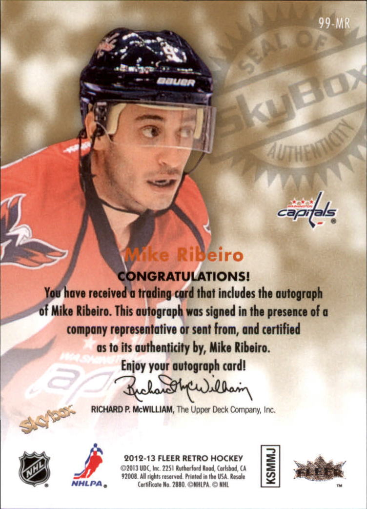 2012-13-Fleer-Retro-Hockey-Autograph-Singles-Pick-Your-Cards thumbnail 17