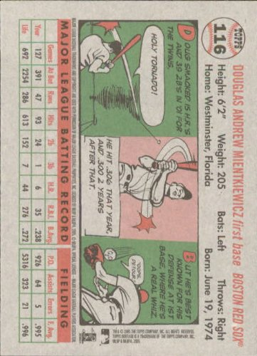 2005-Topps-Heritage-Baseball-Base-Singles-3-160-Pick-Your-Cards