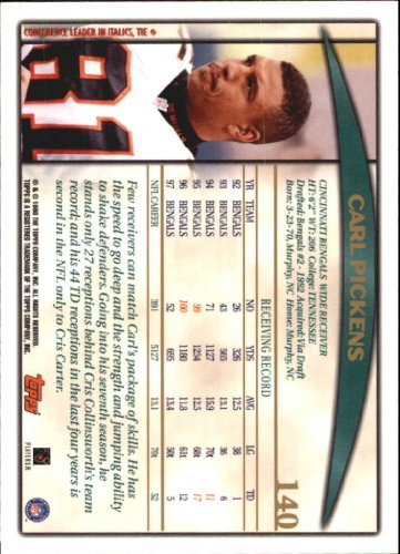 1998-Topps-Football-Base-Singles-119-347-Pick-Your-Cards thumbnail 39