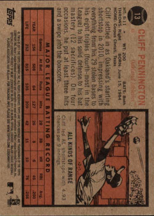2011-Topps-Heritage-Baseball-Base-Singles-Pick-Your-Cards thumbnail 10